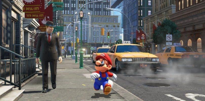 Super Mario Odyssey esconde algunos secretos en su tráiler