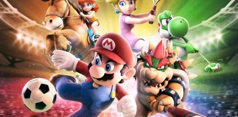 Mario Sports Superstars anuncia su fecha de lanzamiento