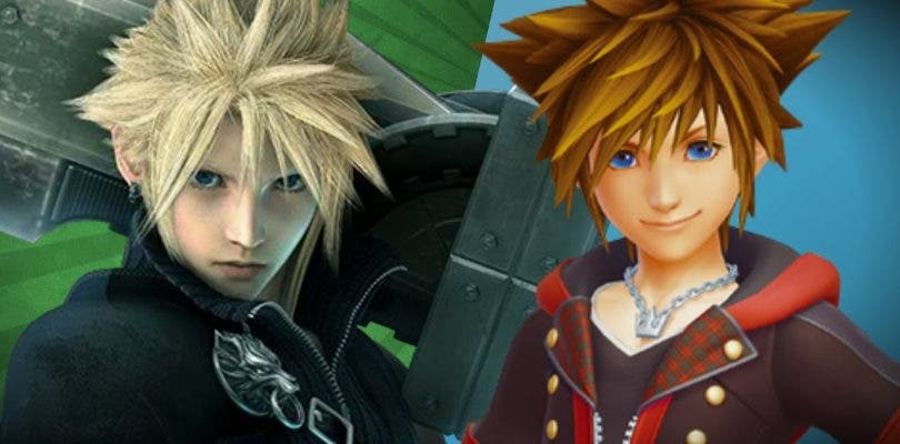 Final Fantasy VII Remake y Kingdom Hearts III están todavía lejos