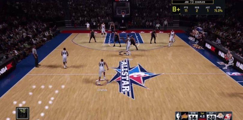 NBA 2K18 confirma su lanzamiento en Nintendo Switch