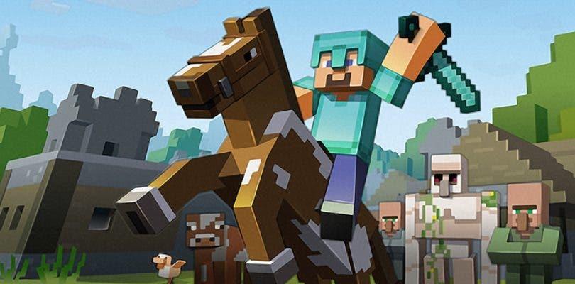 Minecraft sigue creciendo y también llegará a Nintendo Switch