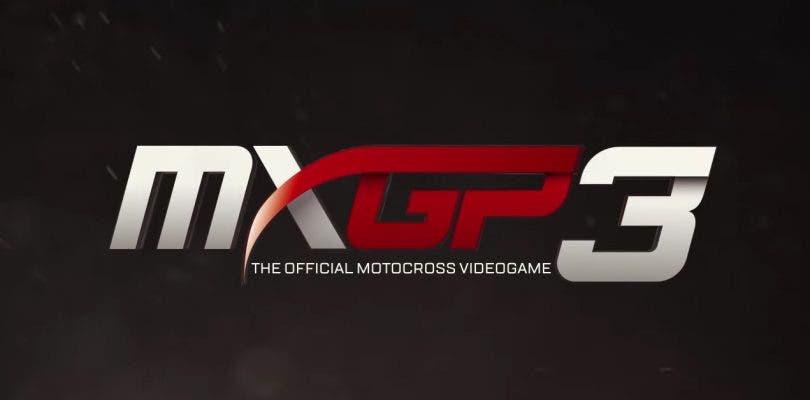 Anunciado el título de motocross MXGP3