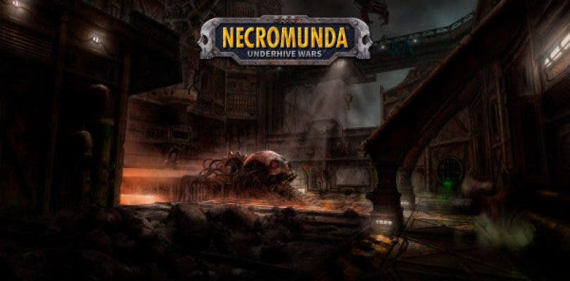 Necromunda: Underhive Wars anunciado para consolas y PC