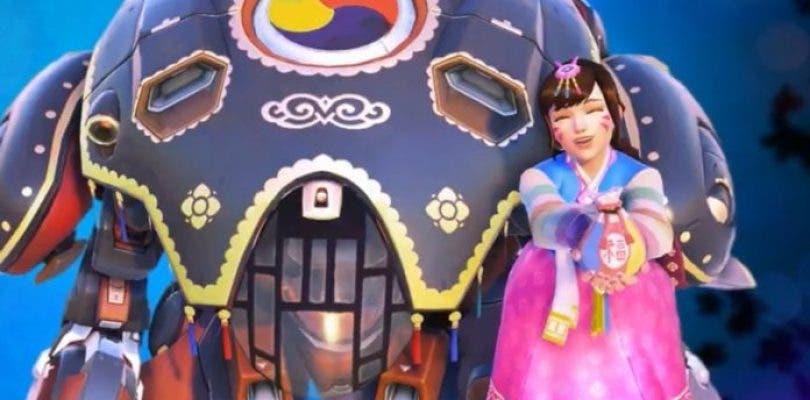 Tráiler del evento Año Nuevo chino de Overwatch