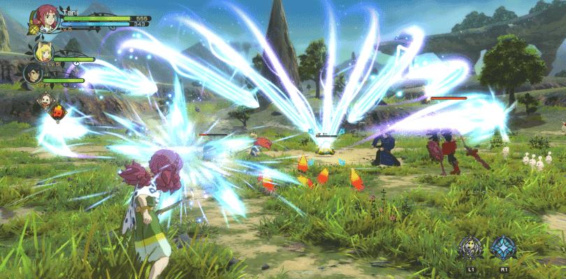 Nuevos gameplays de Ni no Kuni II: El Renacer de un Reino