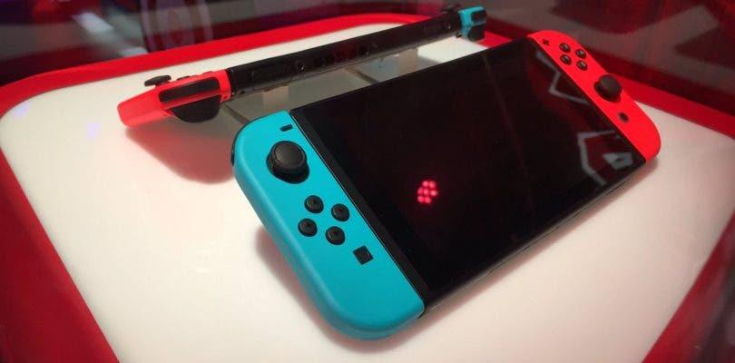 Nintendo Switch soportará hasta 2 TB de almacenamiento