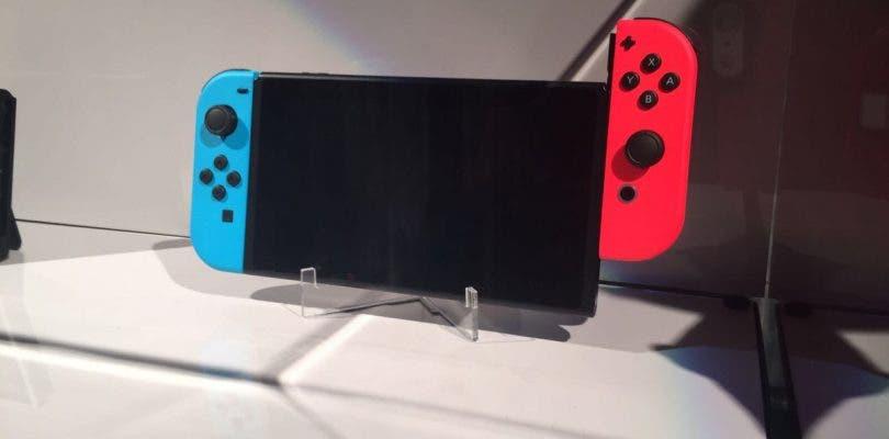 GameStop reserva las Nintendo Switch que tenía de su primera tirada