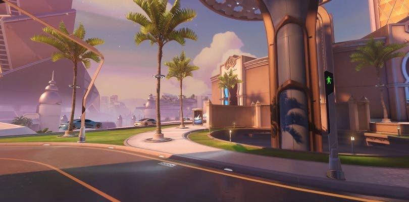 Ya disponible Oasis, el nuevo mapa de Overwatch