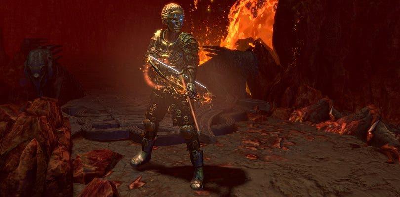 Path of Exile llegará en exclusiva a Xbox One