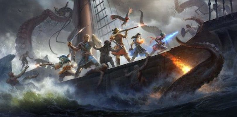 Pillars of Eternity II: Deadfire financiado en menos de 24 horas