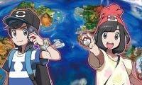 La nueva misión global de Pokémon Sun & Moon trata sobre pescar