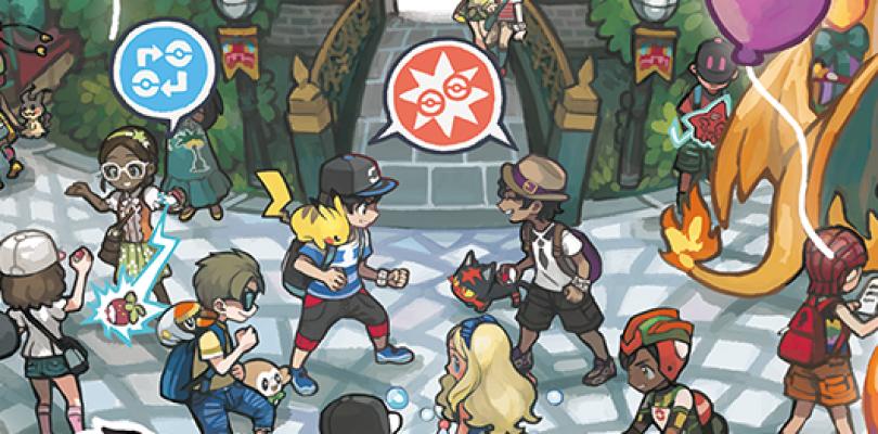 Pokémon Sol y Luna dan un adelanto de su tercera Misión Global