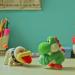 Conoce al pequeño Poochy en Poochy & Yoshi's Woolly World