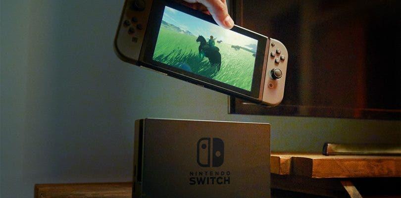 Una firma finlandesa registra varios accesorios de Nintendo Switch