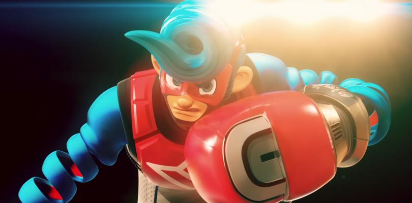 ARMS ha presentado un gameplay en el Nintendo Treehouse