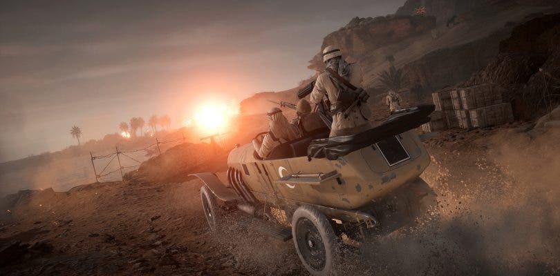 Hemorragia es el nuevo modo de juego que llegará a Battlefield 1