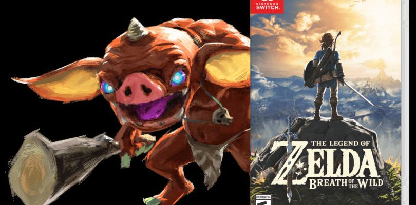 Así serán finalmente las carátulas de los juegos de Nintendo Switch