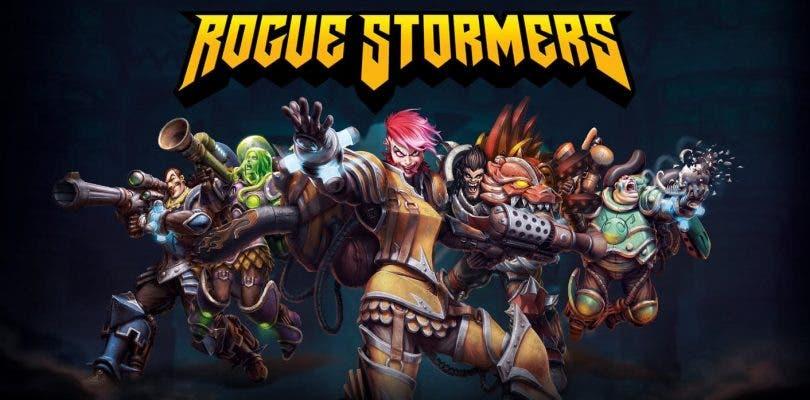 Rogue Stormers saldrá en formato físico