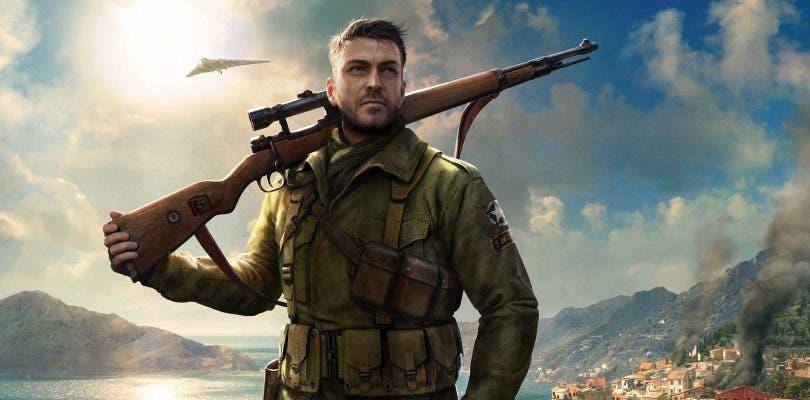 Sniper Elite 4 se muestra en un nuevo tráiler de su historia
