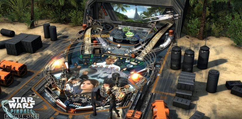 Zen Studios anuncia un juego basado en la película Rogue One