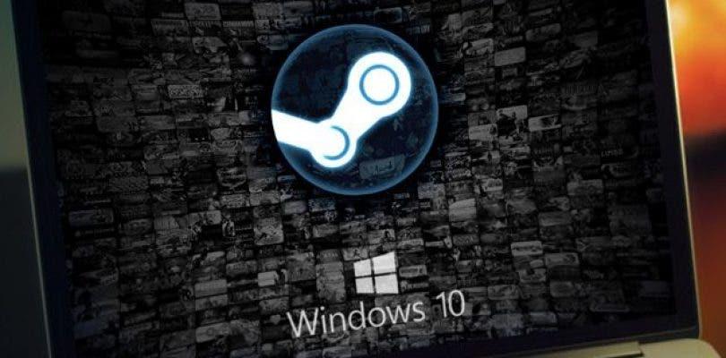 Windows 10 se lleva ya a más de la mitad de los jugadores de Steam