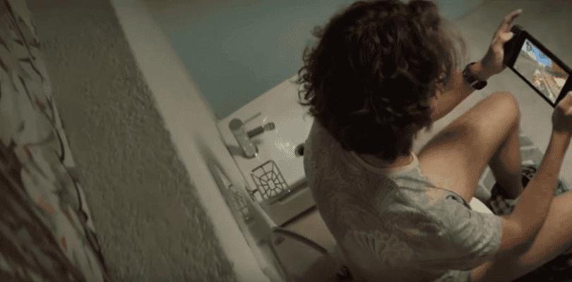 Nintendo Switch va al baño en su último anuncio televisivo