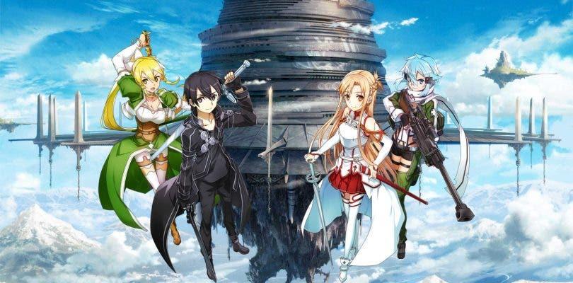 Sword Art Online: Memory Defrag muestra su tráiler de lanzamiento