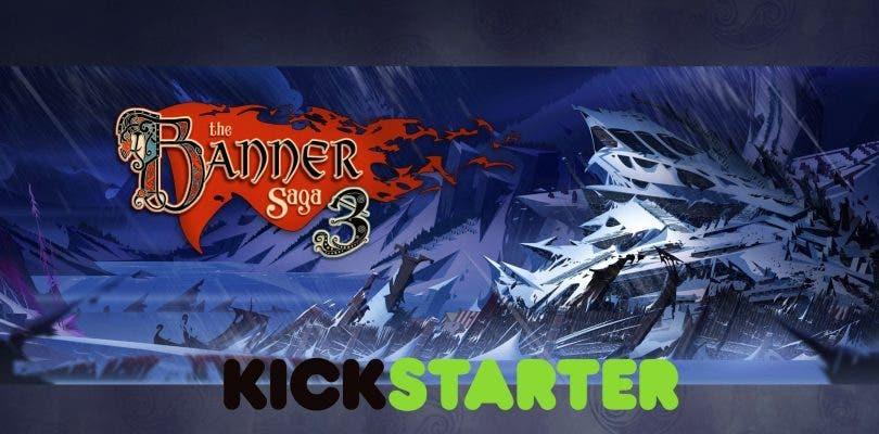 Empieza la campaña de crowdfunding de The Banner Saga 3