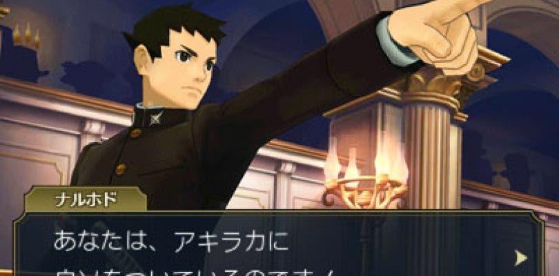 The Great Ace Attorney 2 se muestra en un nuevo spot japonés
