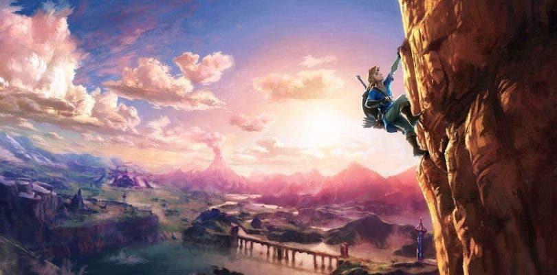 Zelda: Breath of the Wild enseña un poblado en una nueva captura
