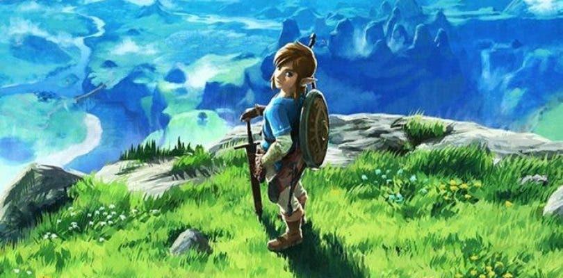 Un fan recrea el mapa de The Legend of Zelda: Breath of the Wild