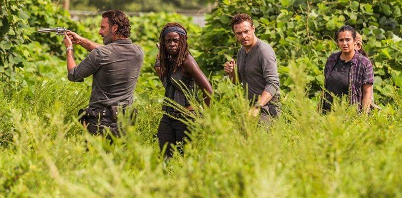 AMC desvela título y sinopsis del 7×09 de The Walking Dead