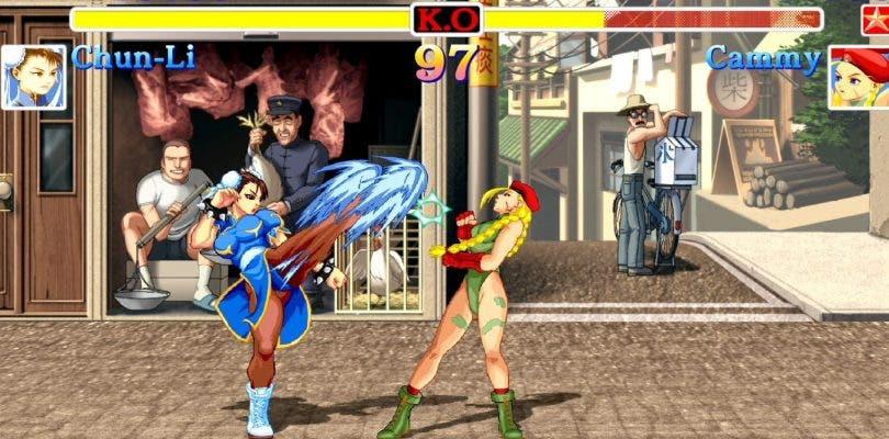 Ultra Street Fighter II puede llegar a otras consolas si vende bien