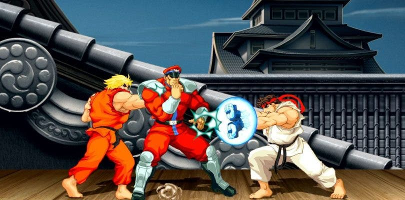Capcom habla sobre Ultra Street Fighter II de Nintendo Switch