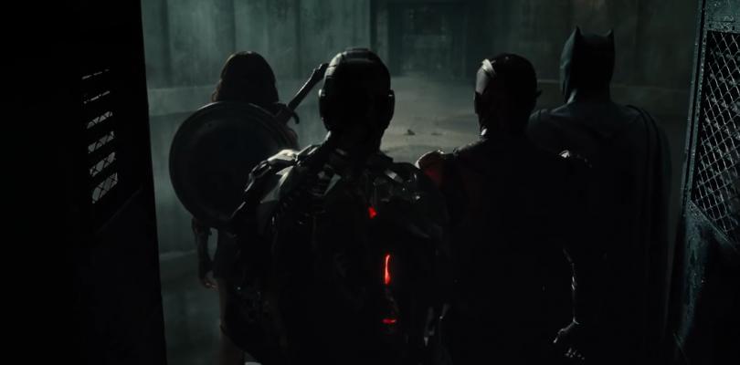 El equipo reunido en la última imagen revelada de Justice League