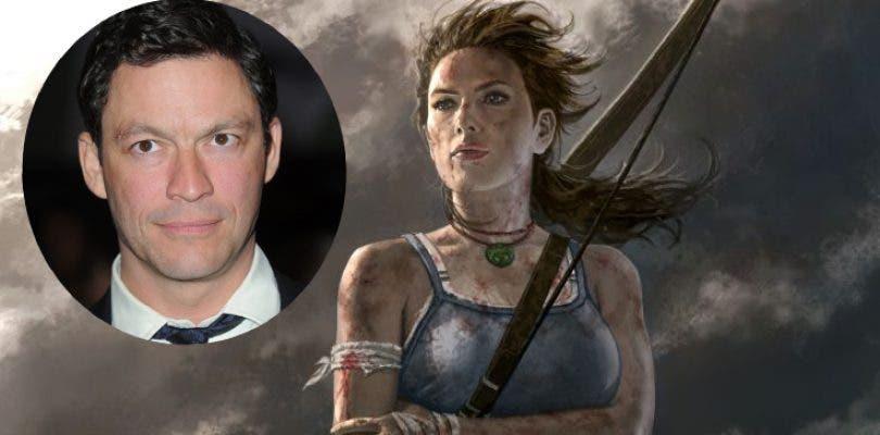 Dominic West será el padre de Lara en la película de Tomb Raider