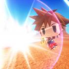 Sora llega con su Llave Espada a World of Final Fantasy