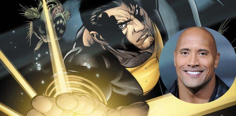 Dwayne Johnson protagonizará una película en solitario de DC