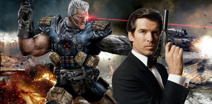Pierce Brosnan apunta a posible candidato para Cable en Deadpool 2