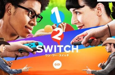 Nintendo publica dos nuevos comerciales de 1-2 Switch