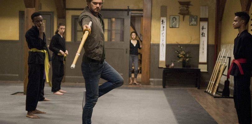 Iron Fist se prepara para su estreno con unas nuevas imágenes