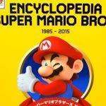 La enciclopedia de Super Mario Bros se podría aproximar a Occidente