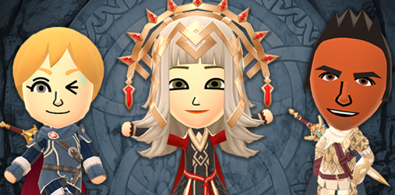 Miitomo recibe regalos en colaboración con Fire Emblem Heroes