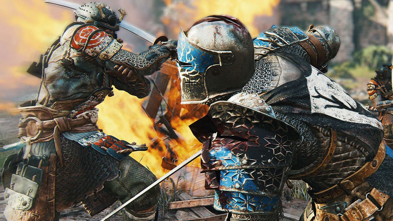 Imagen de For Honor crecerá aún más con The Year of the Harbinger