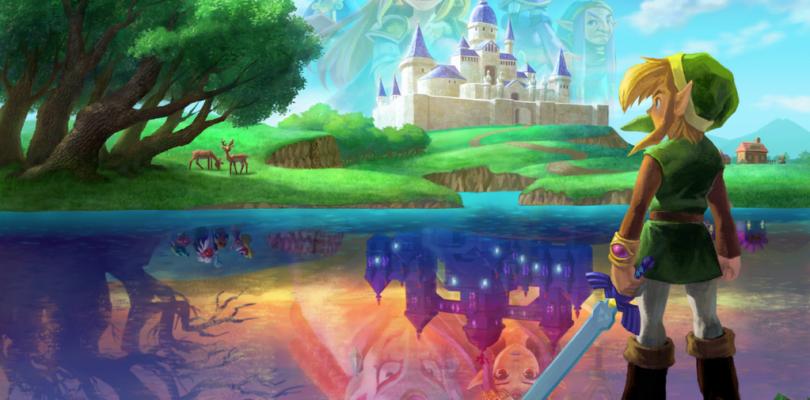 Nintendo Switch podría recibir un The Legend of Zelda en 2D