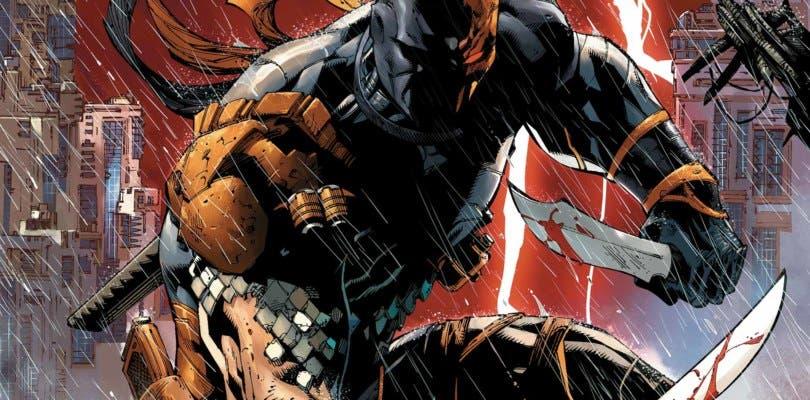 Deathstroke podría ser el gran villano de la segunda temporada de Titanes