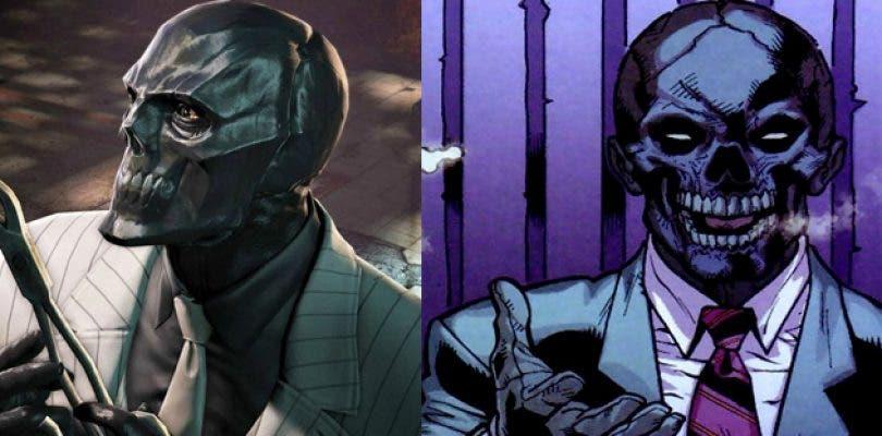 Máscara Negra podría aparecer en Gotham City Sirens