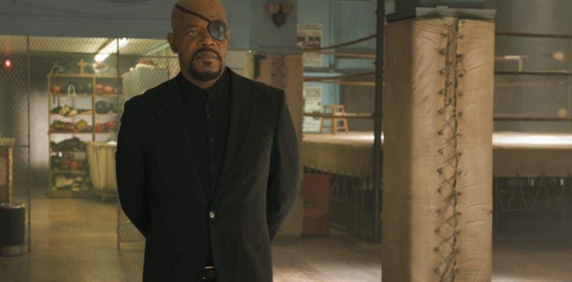 Samuel L. Jackson podría volver como Nick Furia en Captain Marvel