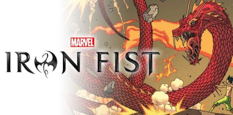 Se confirma que Shou Lao también estará en Iron Fist