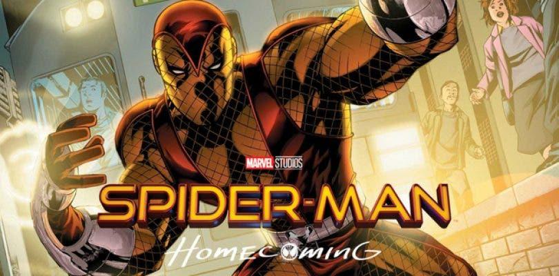 Revelado el aspecto del Shocker en Spider-Man: Homecoming